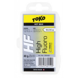 Toko HF Hot Wax yellow 40g